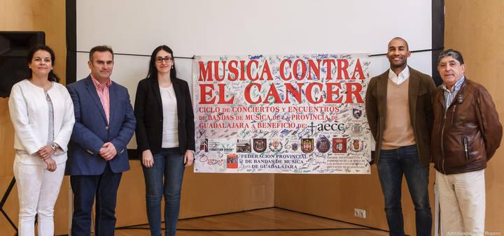 """El Buero Vallejo acoge este viernes el concierto benéfico """"Música contra el cáncer"""""""