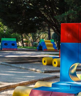 Avanza a buen ritmo el Plan de Mejora de Juegos Infantiles en Guadalajara