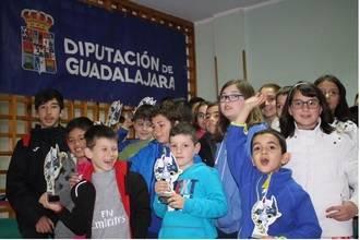 Celebrada en Molina la séptima jornada del XI Circuito de Ajedrez promovido por Diputación