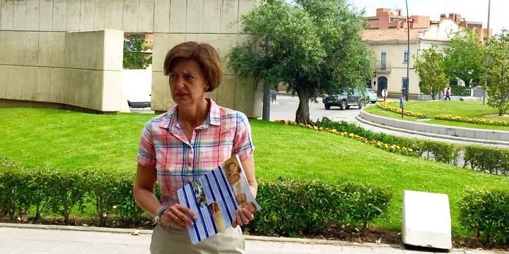"""Ana González afirma que el PP """"tiene un proyecto de futuro para España basado en el empleo como principal objetivo"""""""