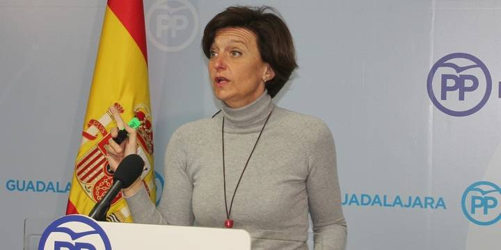 """Ana González denuncia que el PSOE """"no solo dice no al PP sino que está diciendo no a España"""""""