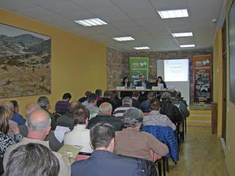 ADEL Sierra Norte muestra a sus socios la estrategia del grupo para el periodo de actuación 2014-2020