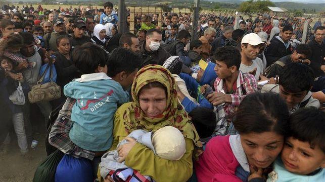 Este lunes llegan a Sigüenza los primeros refugiados a la región