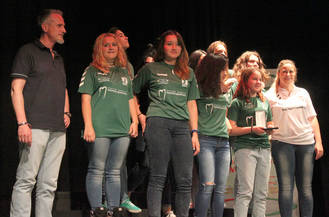 Cabanillas rinde homenaje a sus mejores deportistas, por séptimo año consecutivo