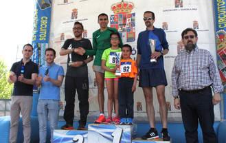 Extraordinaria mañana de atletismo en la VI Carrera Popular de Cabanillas del Campo
