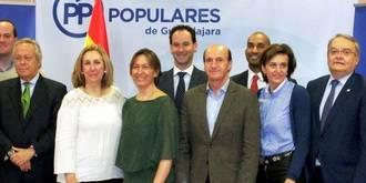 Aprobadas las candidaturas del PP de Guadalajara al Congreso y al Senado para las Elecciones General del 26J
