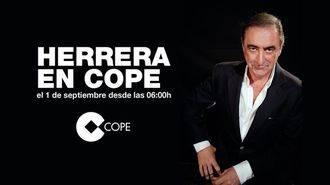 Herrera se sale y lleva a la COPE a los casi 3 millones de oyentes