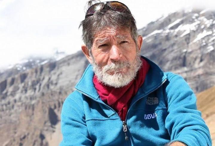 El gran montañero de los 14 ochomiles llega a Guadalajara