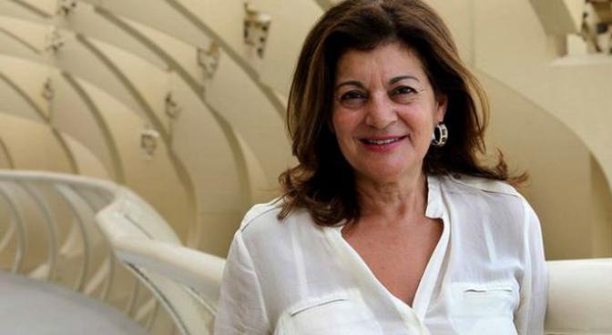 Carmen Amores es la  directora de RTVCLM. elegida por García Page con el apoyo de los comunistas de Podemos