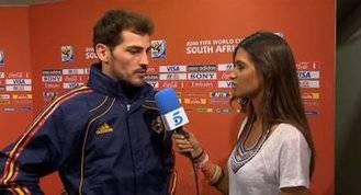 Iker Casillas y Sara Carbonero se casan en secreto