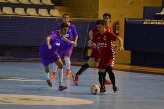 Set del Guadalajara FS en Albacete