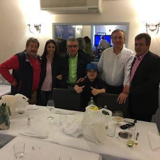 El Cocido Taurino de Guadalajara, contó con la presencia de Popeye, el Último Cómico y Anderson uno de los pequeños que compone el elenco de artistas