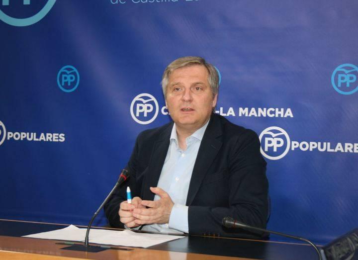 """Cañizares: """"Castilla-La Mancha no se merece un presidente radicalizado como Page ni un Gobierno con Podemos como el que tenemos"""""""