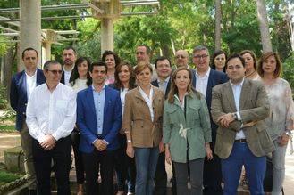Cospedal indica que el PP hablará en esta campaña de futuro, empleo, crecimiento, del bienestar y de la unidad de España