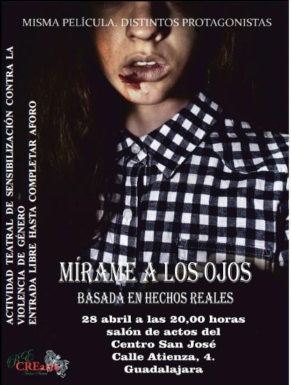 La Diputación organiza una actividad teatral contra la violencia de género