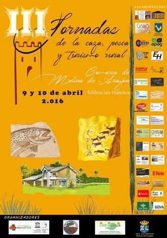 La III Feria de Caza, Pesca y Turismo Rural, un magnifico escaparate turístico para Molina