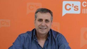 Antonio López deja de ser la cabeza visible de Ciudadanos en Castilla-La Mancha