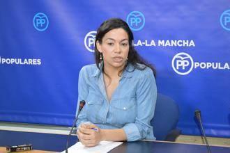 Alonso recuerda que con el Gobierno del PP se retiraron 7.000 toneladas de neumáticos y pregunta cuántos ha retirado el PSOE