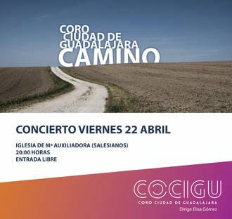 """El Coro Ciudad de Guadalajara presenta este viernes su nuevo proyecto musical """"Camino"""""""