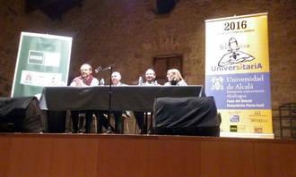 El historiador Luis Gorrochategui desvela la historia de la Contra Armada en Sigüenza Universitaria