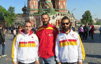 Tres deportistas del Club Zhang San Feng de Alovera consiguen 5 medallas en el Europeo de TaiChi