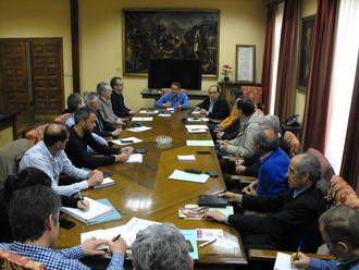 El Ayuntamiento comienza a actuar en la Colonia de Sanz Vázquez, Eras del Canario y alrededores