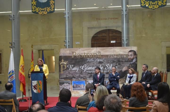 Un congreso internacional en Pastrana busca valorar a Ruy Gómez de Silva más allá de la figura de la Princesa de Éboli