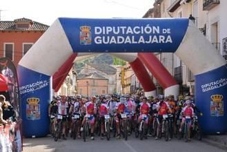 El domingo 24, X Encuentro Mountain Bike de Tendilla, tercera prueba del Circuito MTB Diputación de Guadalajara