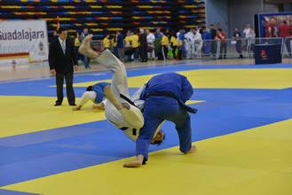 Éxito sin precedentes en los Campeonatos de España de Judo en Guadalajara