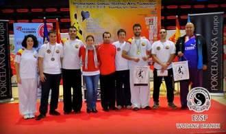 El Club de Tai Chi de Alovera brilló en el II Open Internacional de Tui Shou