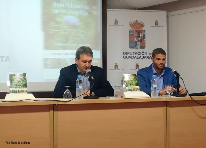 """Presentado el libro """"Flora Silvestre de la Alcarria. Propiedades y usos populares"""""""