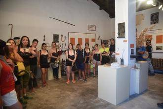 La tercera etapa del viaje a la Alcarria finaliza en Cifuentes con una actividad de mindfulness