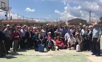 Más de un centenar de personas participa en el Campeonato de Bolos Billa de la Diputación