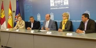 La Diputación canaliza su ayuda para los más necesitados con Cáritas, San Vicente de Paúl y Red Madre