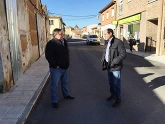 Alovera, Yunquera y Marchamalo: obras de pavimentación de calles a cuenta de la Diputación