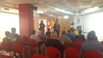 La Diputación informa a los establecimientos hosteleros del proyecto 'Viaje a la Alcarria' haciéndoles partícipes