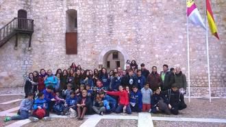Más de 600 escolares de la provincia han visitado el castillo de Torija en el presente curso