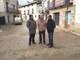 La Diputación invierte 200.000 euros en obras en Albalate, Auñón, Durón, Sacedón y Yélamos de Arriba