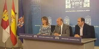 La Diputación de Guadalajara suma 4 millones más en inversiones a lo presupuestado para 2016
