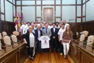 La Diputación renueva su compromiso con el Balonmano Guadalajara