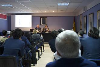"""Gran acogida de la revista """"Peritar"""" en su presentación en Guadalajara"""
