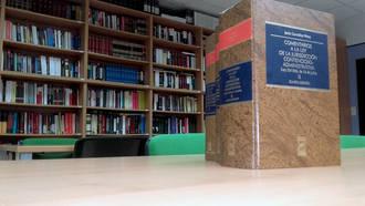 El Colegio de Abogados de Guadalajara pone en marcha el servicio on-line del préstamo de libros de la biblioteca