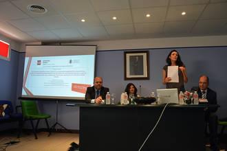 """Alrededor de medio centenar de participantes, en la jornada """"Corporate Compliance: Actualidad jurídica y metodología de implementación"""""""