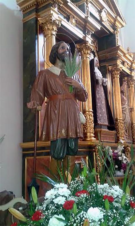 Los yebranos cumplieron con la tradición y celebraron San Isidro pidiendo una buena cosecha