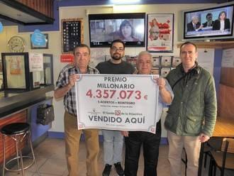 Hay un nuevo millonario en Guadalajara gracias a los 4,3 millones de un premio de la Primitiva