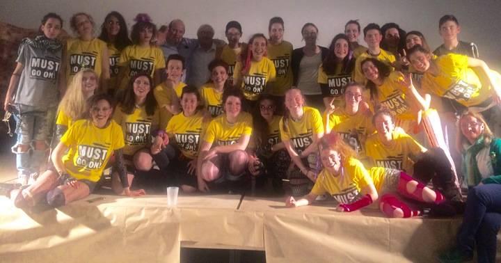 Giraldo Teatro, de Molina de Aragón, ganador de la fase regional de los premios 'Buero'