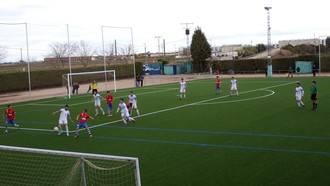 El Hogar Alcarreño vence 0-1 en Villanueva de Alcardete