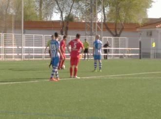 El Hogar Alcarreño cae 2-1 ante el Villa