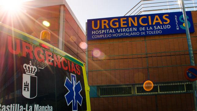 """Las auxiliares de enfermería del Hospital de Toledo denuncian que están """"al borde del trastorno psicológico"""""""