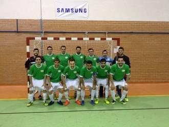 La E.M.D. Sacedón se impone en el derbi provincial por 1-4 al Guadalajara